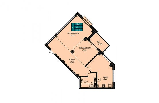 Квартира №26 (не продается)