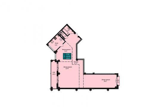 Квартира №28 (не продается)