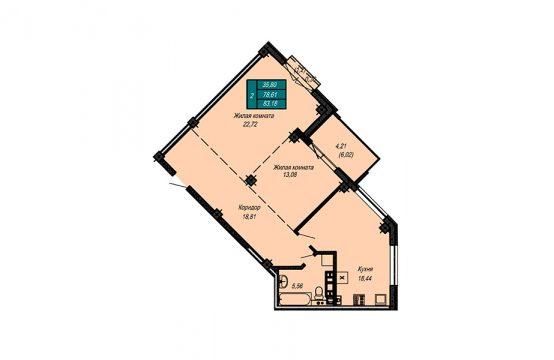 Квартира №32 (не продается)