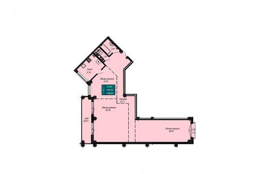 Квартира №34 (не продается)