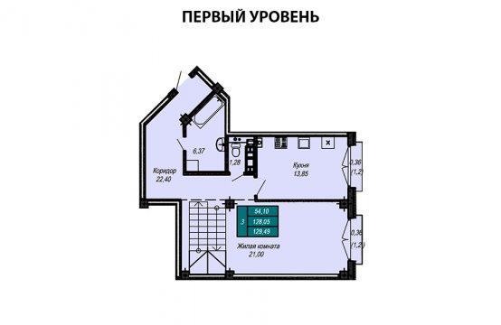 Квартира №39 (не продается)