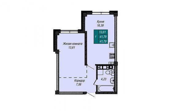 Квартира №2 (не продается)