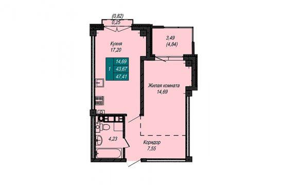 Квартира №11 (не продается)